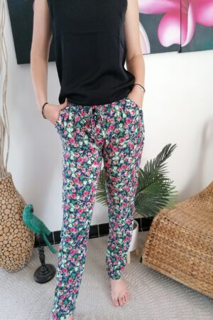 pantalon Nolan bleu