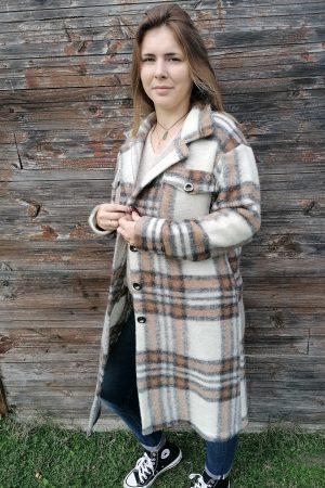 manteau laine gabriel camel 2