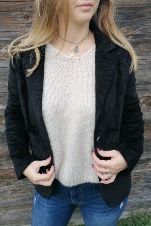 veste blazer noir 2