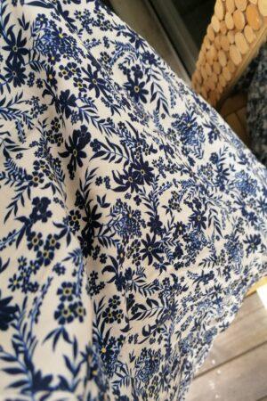 robe majorque bleue 2