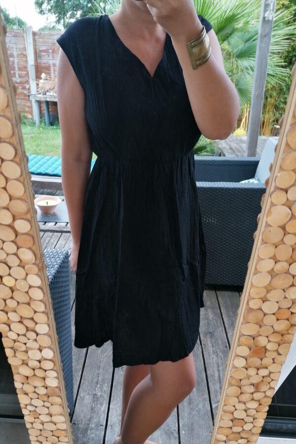 robe melodie noire
